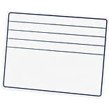 Chenille Ruled Dry-Erase Board with Lines