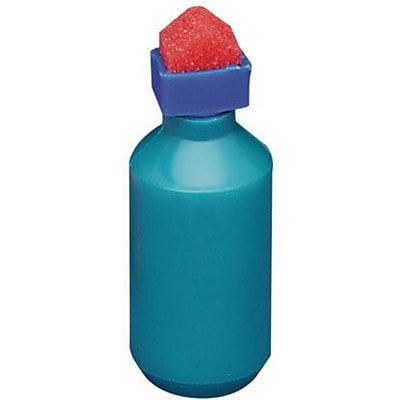 Officemate® Sponge Moisteners, Wedge Tip Bottle
