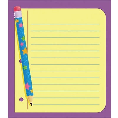 Note Paper Note Pad, 5x5, 50 sheets