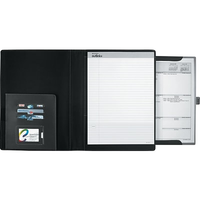 AT-A-GLANCE® Outlink™ 80-2005-05 8 1/2 x 11 3/4 Padfolio (80-2005-05)