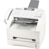 Brother® IntelliFAX Refurbished Laser Plain-Paper Fax Machine (4100e)