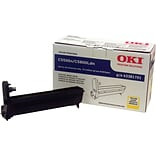 OKI® 43381701 Laser Drum Cartridge; Yellow
