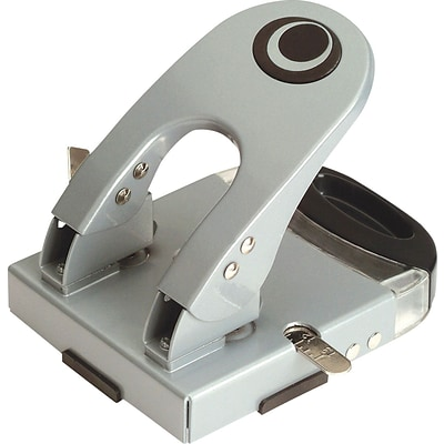 Officemate® Heavy-Duty Deluxe 2-Hole Punch