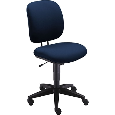 HON® HON5902AB90T ComforTask® Fabric Office Chair, Navy NEXT2017