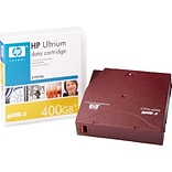 HP 200/400GB Storage Works LTO Ultrium 2 Data Cartridge