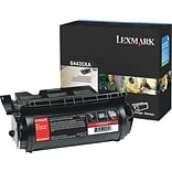 Lexmark T644 Black Toner Cartridge (64435XA); Extra High Yield