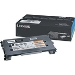 Lexmark Black Toner Cartridge (C500H2KG); High Yield