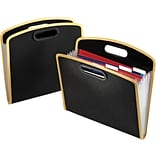 Pendaflex 7-Pocket Poly Totefolio, Each