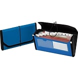 Pendaflex 13-Pocket Poly Check File, Each