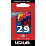 Lexmark 29 Color Return Program Ink Cartridge (18C1429)