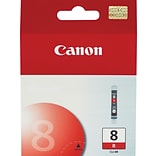 Canon CLI-8R Red Ink Cartridge (0626B002)