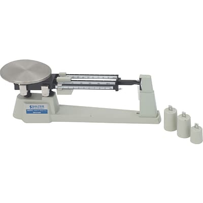 Brecknell® MB2610 Triple Beam Pan Balance, Up to 2,610g. Capacity