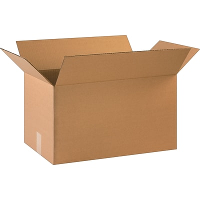 22 x 12 x 12 Shipping Boxes, 32 ECT, Brown, 20 /Bundle(221212)