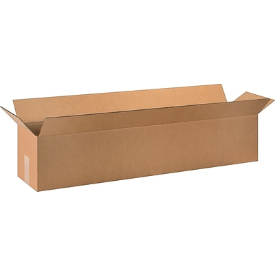40 x 8 x 8 Shipping Boxes, 32 ECT, Brown, 25 /Bundle(4088)
