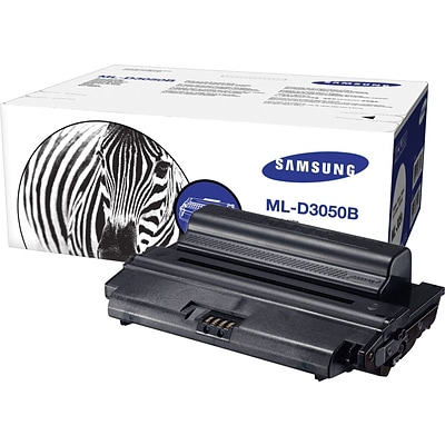 Samsung Black Toner Cartridge (ML-D3050B), High Yield