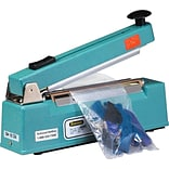 Staples® Impulse Hand Sealers w/ Cutters, 8 x 1/16, 1 Each