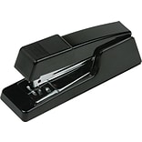 Stanley Bostitch Classic B400 Half Strip Stapler, Fastening Capacity 20 Sheets/20 lb., Black