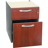Bush® Corsa Hansen Cherry 2-Drawer Pedestal