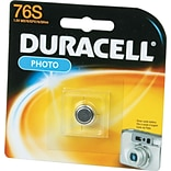 Duracell® Silver Oxide Camera Battery, 1.5V, 1-Pack, 36/Carton
