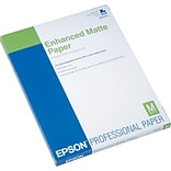 Epson Ink Jet PhotoPaper, LETTER-size, Matte, 8 1/2 x 11, 50 Sheets/Pk