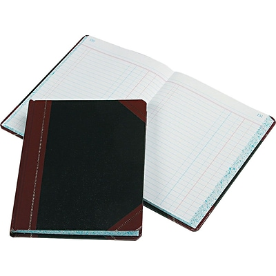 Esselte Journal Book, Journal Ruling, 300 Pages, 26 Lines Per Page, 9 5/8 x 7 5/8