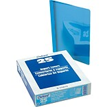 Oxford® Clear Front Report Covers