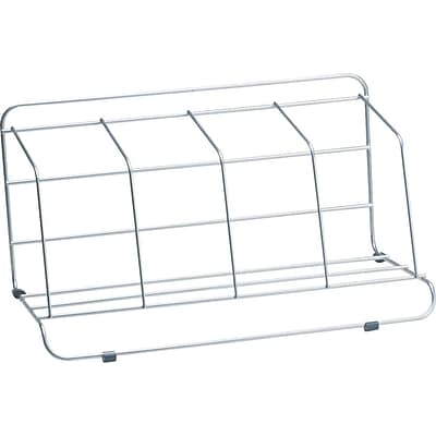 Fellowes® Wire Book Rack, 8Hx16-1/2Wx10D