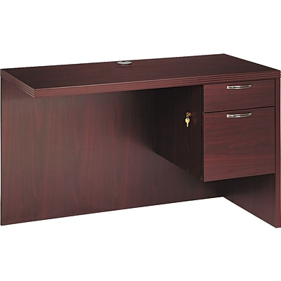 HON® 11500 Series Valido™ Office Collection in Mahogany, Right Return