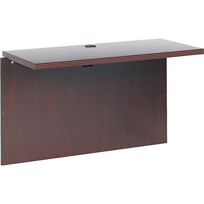 HON® 11500 Series Valido™ Office Collection in Mahogany, Bridge