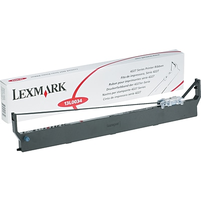 Lexmark® 13L0034 Nylon Ribbon for 4227/4227 Plus Printers