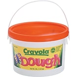 Crayola Orange Dough