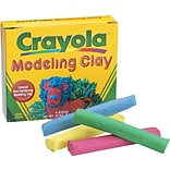 Binney & Smith Crayola® Modeling Clay, 4-oz. Sticks, 4/Pack