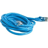 7 RJ45 Cat-6 Patch Cable; BL