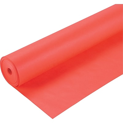 Spectra® ArtKraft® Duo-Finish® Paper Rolls, 48x200, Orange
