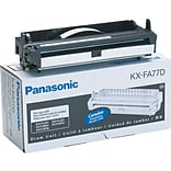 Panasonic® #KXFA77D Laser Drum; Black