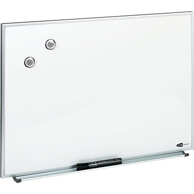 Quartet Matrix® Magnetic Modular Whiteboards, 23 x 16, Silver Aluminum Frame