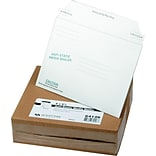 Quality Park Redi-Strip™ Anti-Static Disk Mailers Envelopes, 6 x 8 5/8, White, 25/Bx