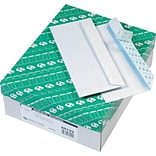 Quality Park Redi-Strip™ Redi-Strip™ Security Tinted Business #10 Envelopes, 4 1/8 x 9 1/2, White,