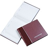 Avery® Hardcover Visitor Register Book