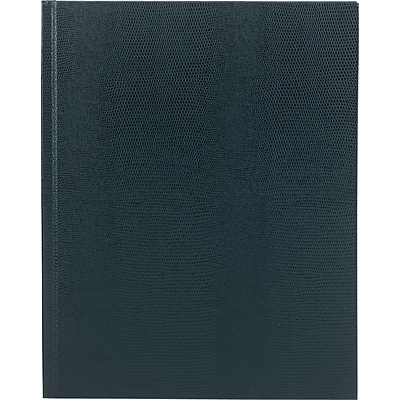 Rediform Hardbound Executive Notebook, 11 x 8 1/2, College Ruled, 150 Pages/Book