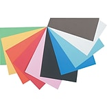 Tru-Ray® Sulphite Construction Paper, 12 x 18, Assorted Colors, 50 Sheets
