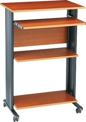 Safco(r) Fixed Height Stand Up Computer Workstation,