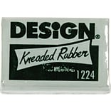 Sanford Design Kneaded Rubber Eraser, Large, Gray