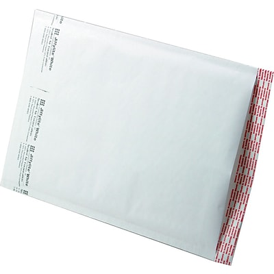 Jiffylite® Self-Seal Mailer, Side Seam, #4, 9-1/2x14-1/2, White, 100/CT