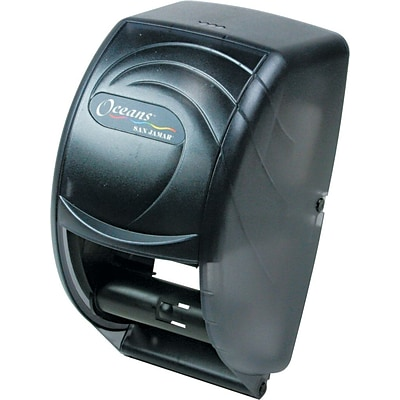 San Jamar® Oceans® Bath Tissue Dispensers, Duett Standard Roll