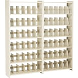 Tennsco 76Hx36W Snap-Together Shelving