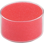 Officemate® Sponge Moisteners, Sponge and Cup, 3 Diameter