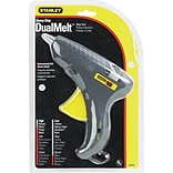Stanley Bostitch® GlueShot™ Dual Melt™ Glue gun is a versatile gluing tool that offers quick bonding