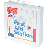 First Aid Only™ OSHA Metal First Aid Kit for 50 People (226-U/FAO)