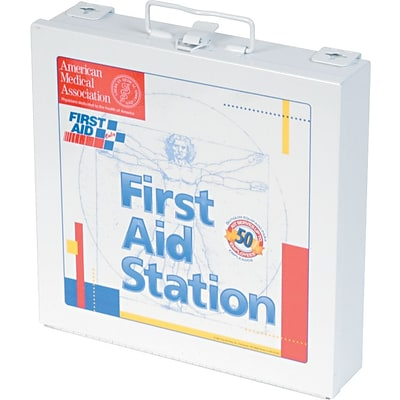 First Aid Only™ First Aid Kits, For 50 People, 194-Piece